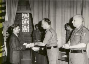 Major General Amir Chand Award by DGAFMS (1984)Shakuntala Amir Chand Award by Indian Council of Medical Research (ICMR) (1986).